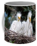 Looking Out At The World Coffee Mug