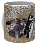 Looking Out For You - Penguins Coffee Mug