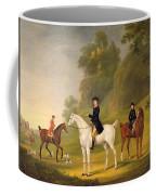 Lord Bulkeley And His Harriers Coffee Mug