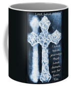 Lord Have Mercy With Lyrics Coffee Mug