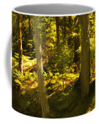 Lord Of The Rings Glacier National Park Coffee Mug