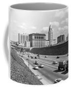 Los Angeles In The 1950s Coffee Mug
