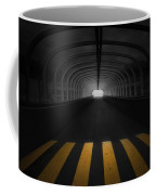 Lost In The Shadows I Walk Alone Coffee Mug
