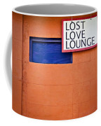 Lost Love Lounge Coffee Mug