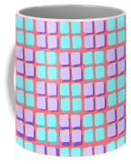 Lots Of Squares Coffee Mug