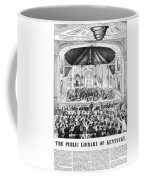 Lottery, 1873 Coffee Mug
