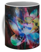 Lotus 3 Coffee Mug