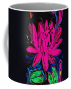 Lotus 5 Coffee Mug