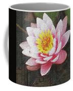 Lotus In The Rain 3 Coffee Mug