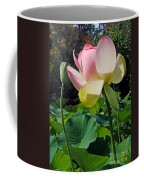 Lotus Lily Standing Tall Coffee Mug