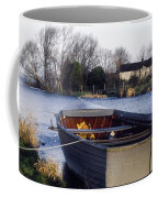 Lough Neagh, Co Antrim, Ireland Boat In Coffee Mug
