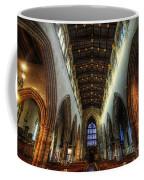 Loughborough Church Ceiling And Nave Coffee Mug