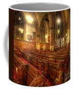 Loughborough Church Pews Coffee Mug