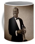 Louis Armstrong S Coffee Mug