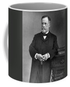 Louis Pasteur, French Chemist Coffee Mug by Omikron