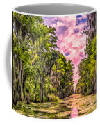 Louisiana Bayou Sunrise Coffee Mug