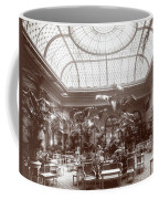 Lounge At The Plaza Hotel Coffee Mug by Henry Janeway Hardenbergh