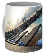 Lounging Poolside Coffee Mug