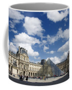 Louvre Museum. Paris Coffee Mug