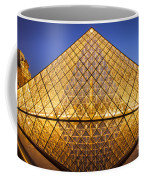 Louvre Pyramid Coffee Mug