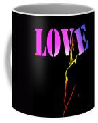 Love And Shadows Coffee Mug