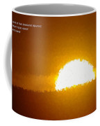 Love Is The Sunshine Coffee Mug