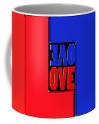 Love Squared Coffee Mug