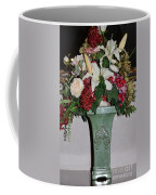 Lovely Floral Arrangement Coffee Mug