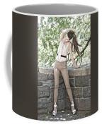 Lovely Legs Coffee Mug