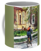 Lovely Spring Day For A Ride Coffee Mug
