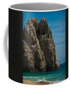 Lovers Beach Coffee Mug