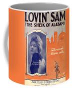 Lovin' Sam Coffee Mug