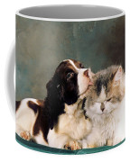 Loving Kiss Coffee Mug