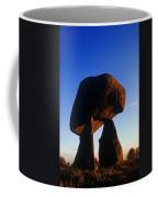 Low Angle View Of Proleek Dolmen Coffee Mug