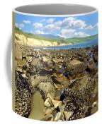 Low Tide At Gaviota Coffee Mug