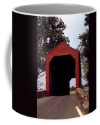 Loy's Station Covered Bridge Coffee Mug