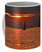 Red Maritime Dream Coffee Mug