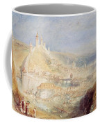 Lucerne From The Walls Coffee Mug