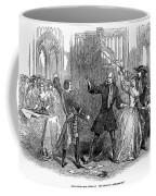 Lucia Di Lammermoor, 1847 Coffee Mug