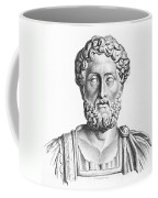 Lucius Commodus (161-192 A.d.) Coffee Mug by Granger