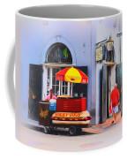 Lucky Dogs - Bourbon Street Coffee Mug