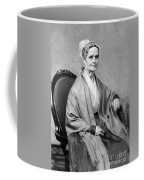 Lucretia Coffin Mott, American Activist Coffee Mug by Photo Researchers
