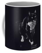 Lucy The Cat Coffee Mug
