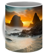 Luffenholtz Winter Sunset 1 Coffee Mug