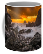 Luffenholtz Winter Sunset 2 Coffee Mug