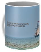 Luke 5 11 Coffee Mug