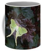 Luna Moth 1 Coffee Mug