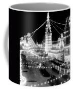 Luna Park - Coney Island - New York At Night - C 1903  Coffee Mug