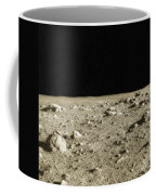 Lunar Surface Coffee Mug by Science Source