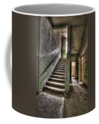 Lunatic Stairs Coffee Mug by Nathan Wright